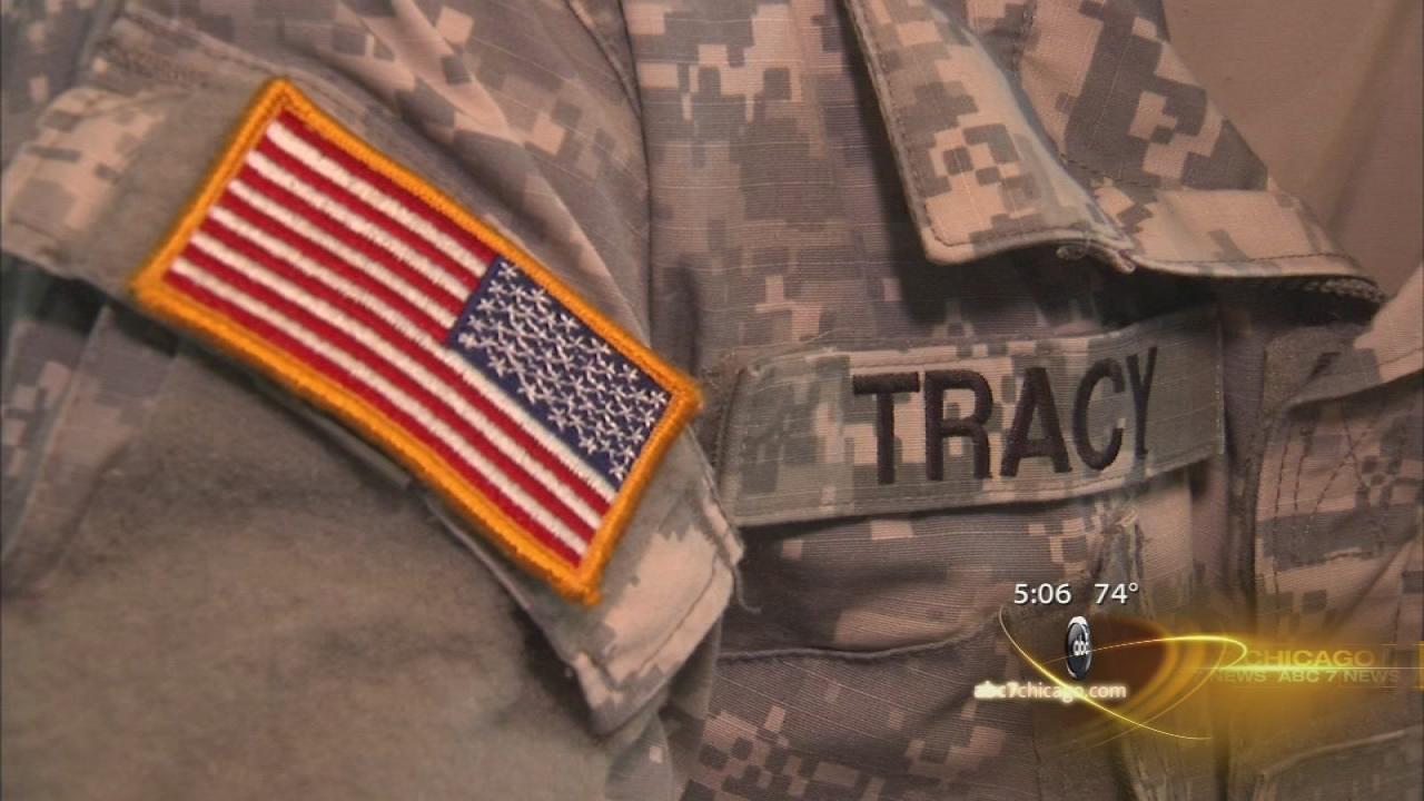 Military family looks to reunite command members