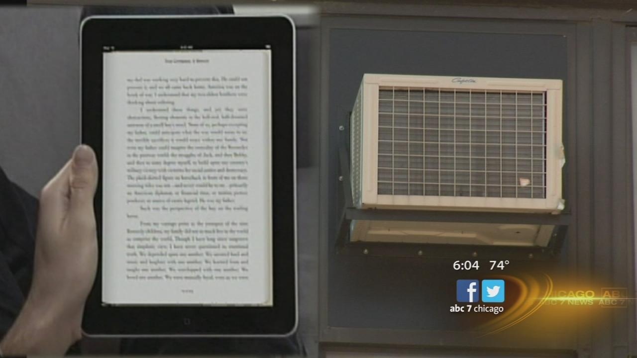 New CPS iPads, A/C going only to welcoming schools