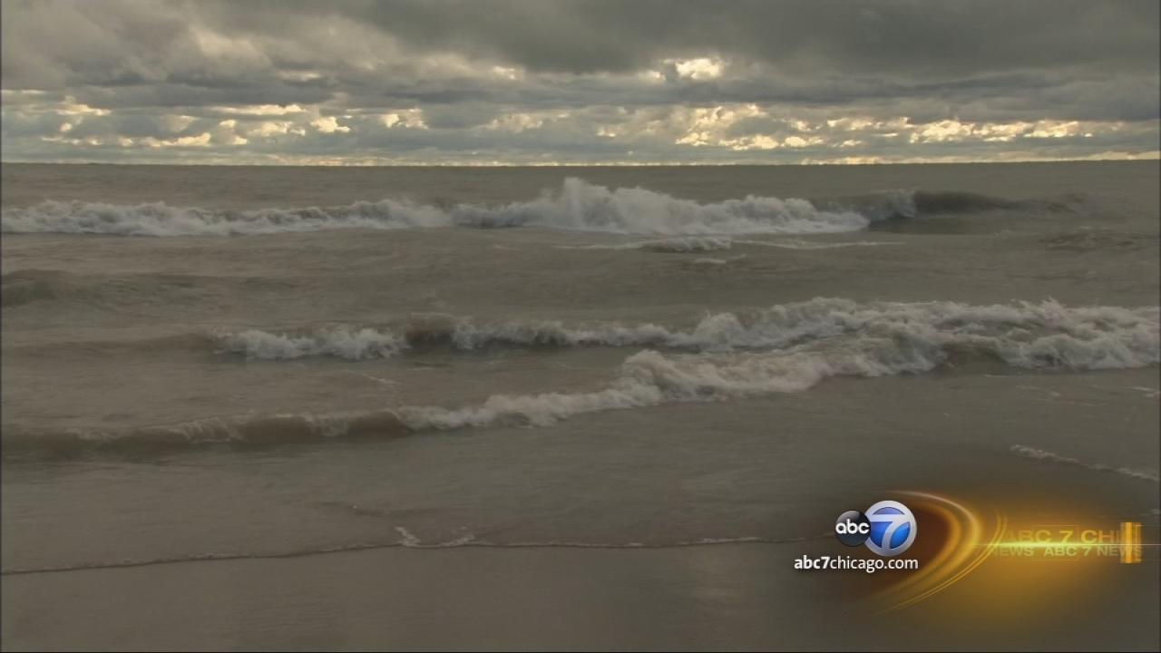 Man rescued from Lake Michigan