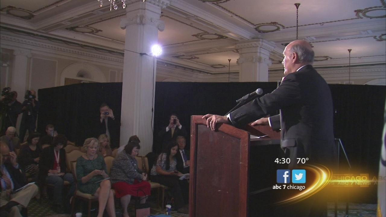 Daley: State deserves better in governor