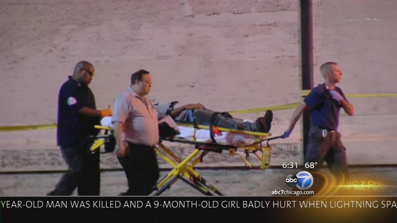 13 people shot including 3-year-old in Back of the Yards shooting
