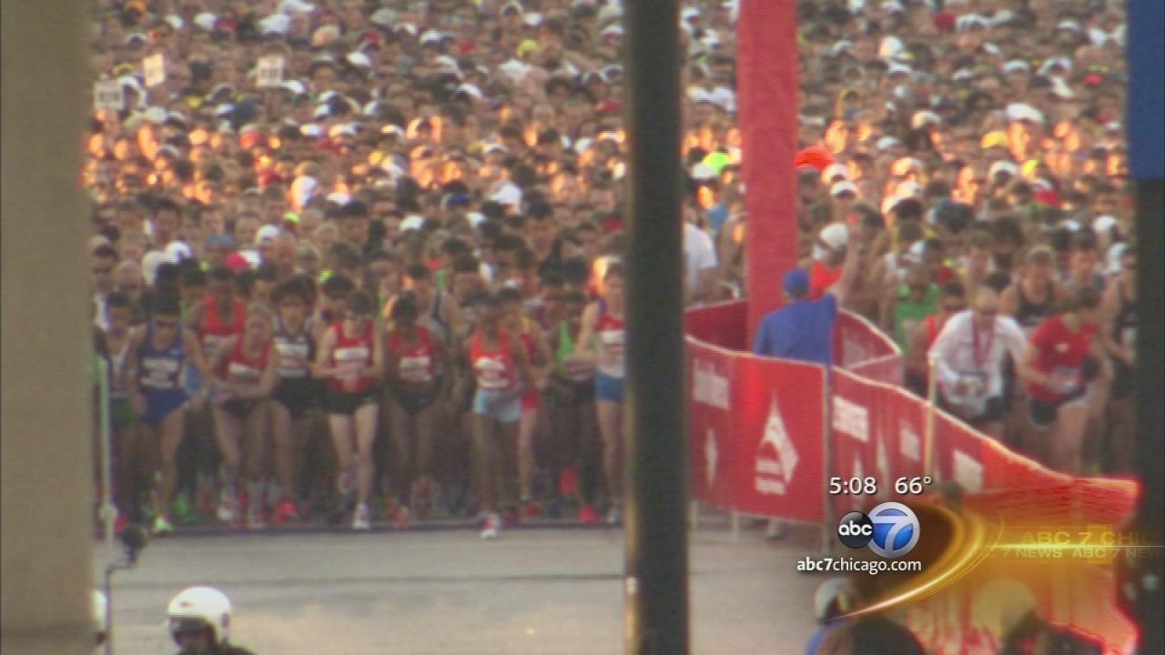 Security increase at the 2013 Chicago Marathon