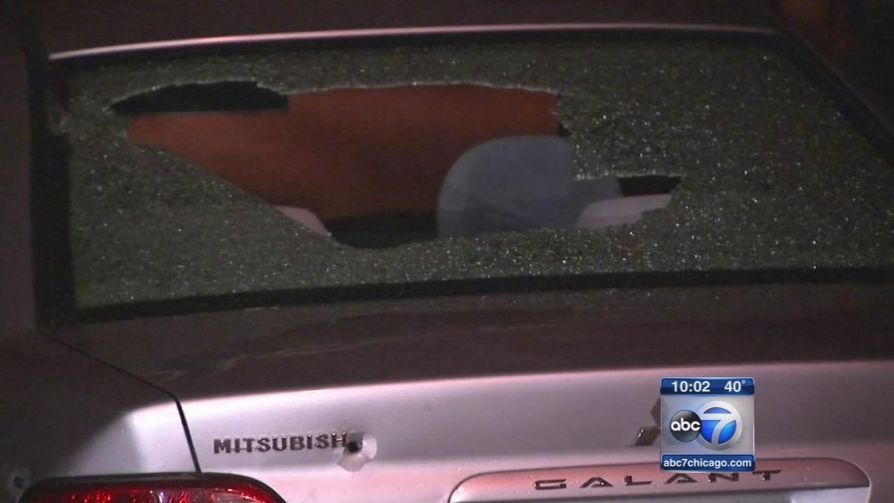 Boy, 6, shot while riding in car in Gage Park