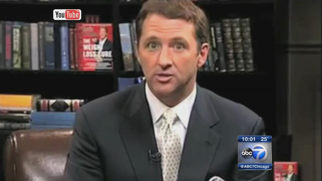 Kevin Trudeau back behind bars after conviction