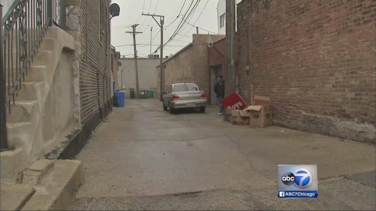 Girl, 16, raped in alley near Cermak, Western
