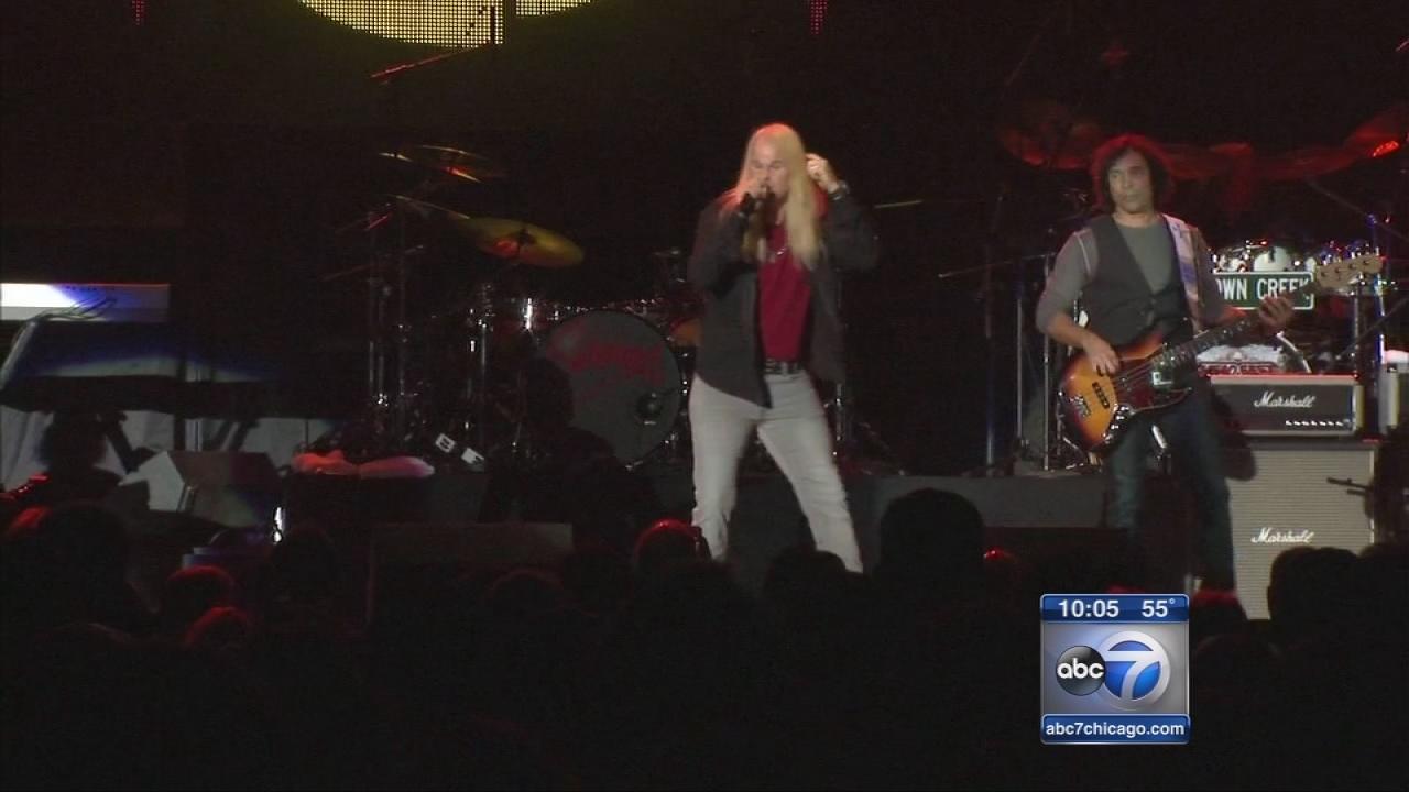 Styx, REO Speedwagon concert supports tornado survivors