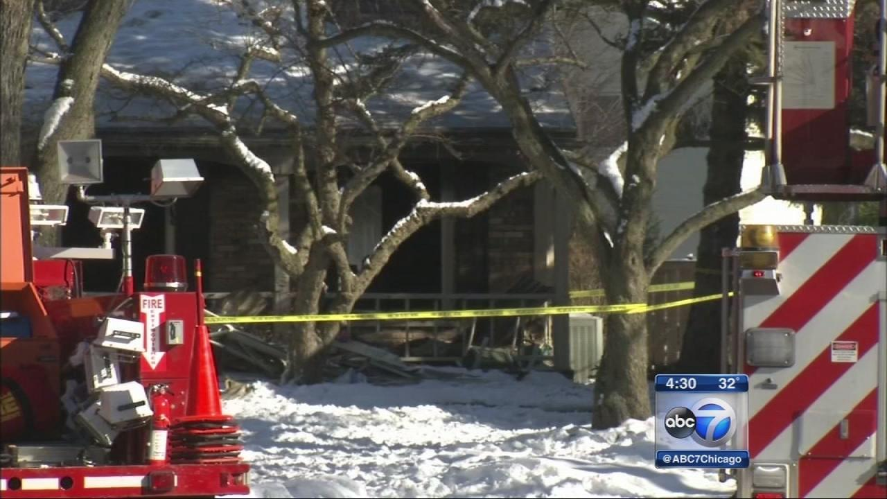 Fatal Naperville house fire cause under investigation