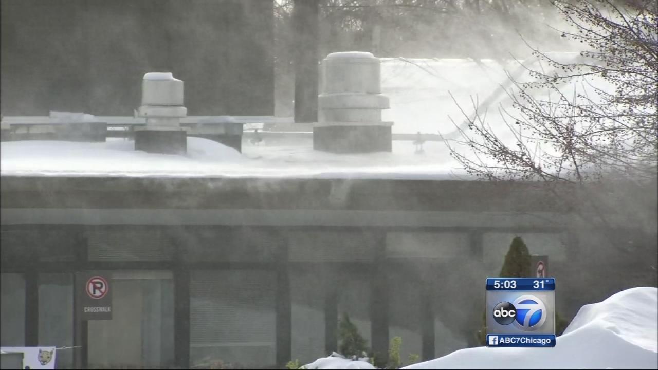 Dangerously cold temps coming after snow