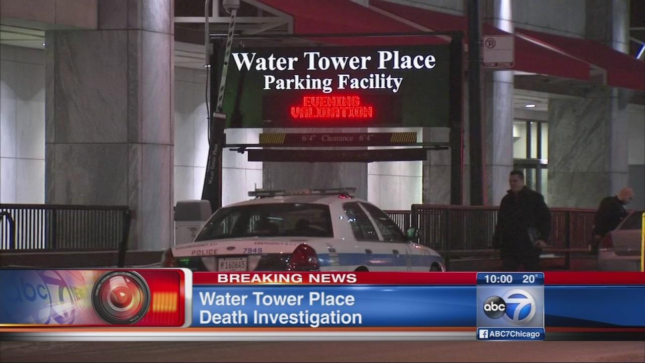 Police investigating death at Water Tower Place