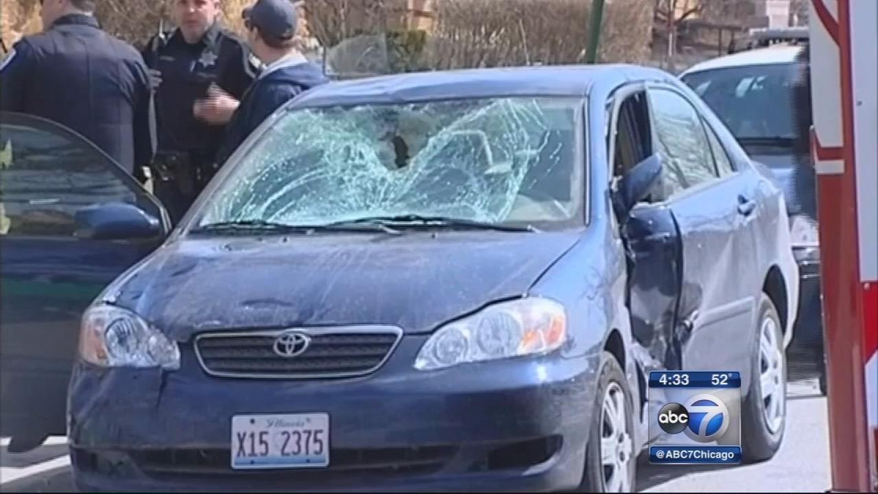 Wilmette woman charged in series of hit-and-runs