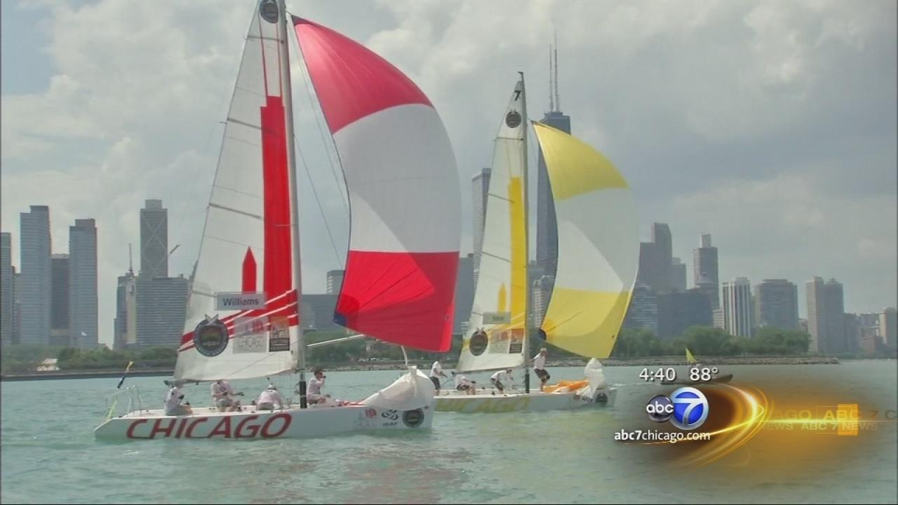 Match Cups, Tall Ships sail into Chicago