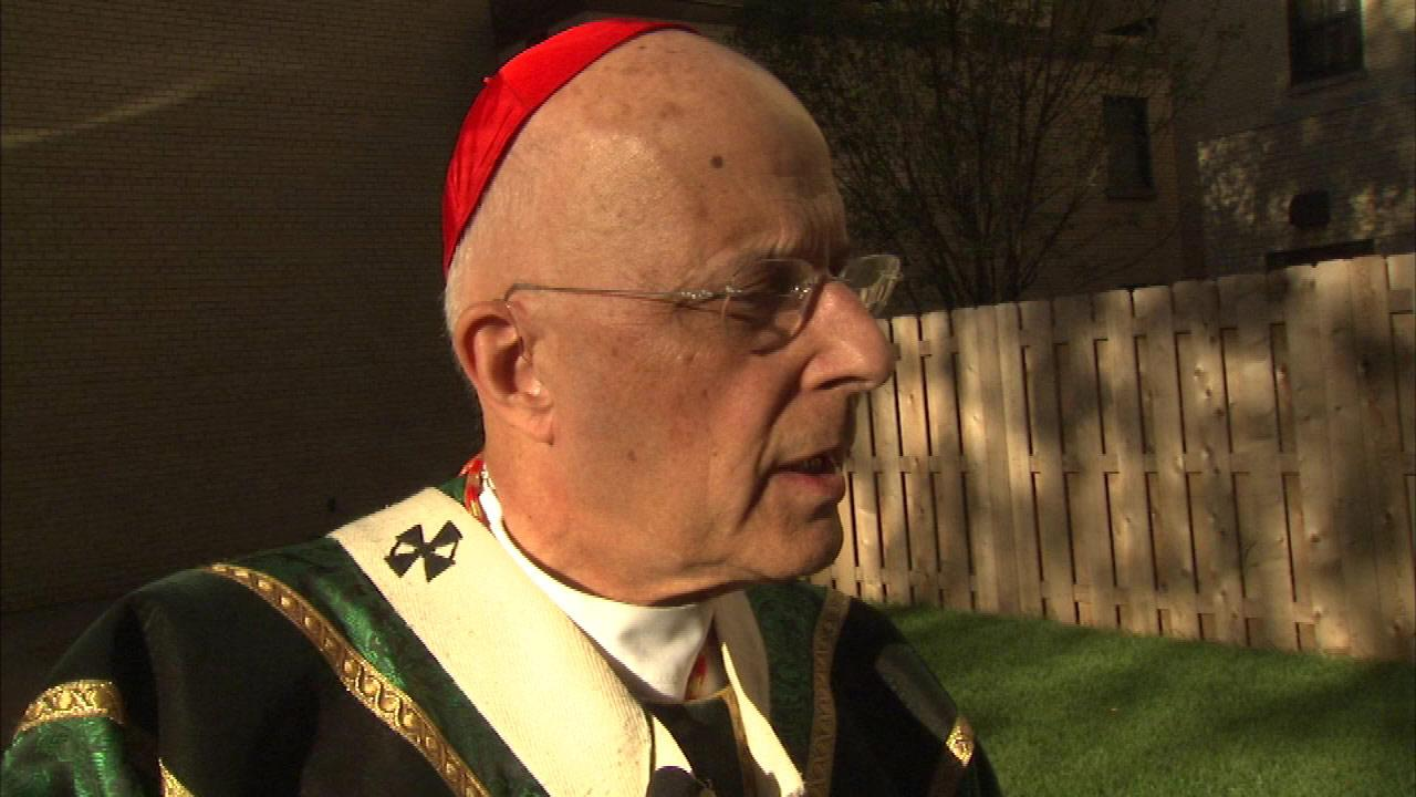 Francis Cardinal George (file)