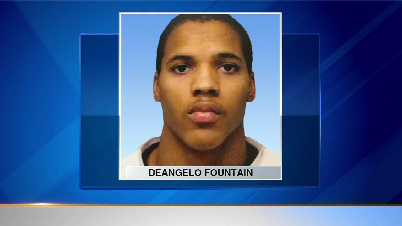 Deangelo Fountain arrested in Park Ridge carjacking