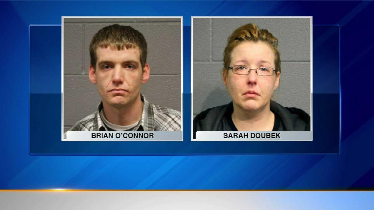Sarah Doubek, 25, and Brian O'Connor, 31, charged in West Loop, Lincoln Square robberies
