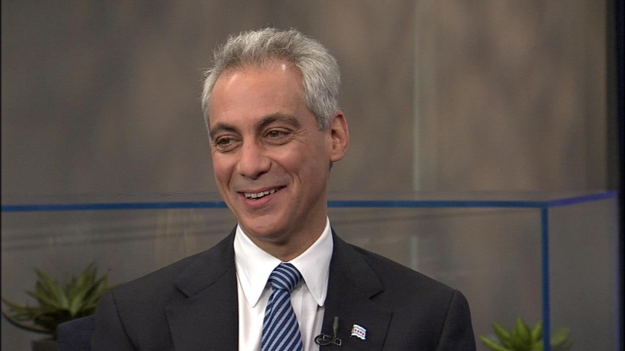 ABC 7 Eyewitness News anchor Alan Krashesky sits down with Chicago Mayor Rahm Emanuel to discuss the citys pension crisis.