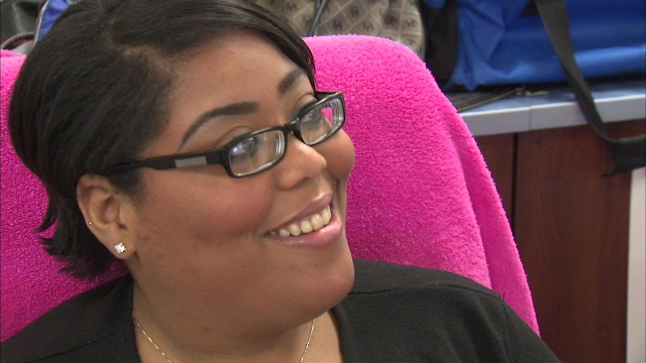 Organ donor advocate preaches exercise, healthy eating