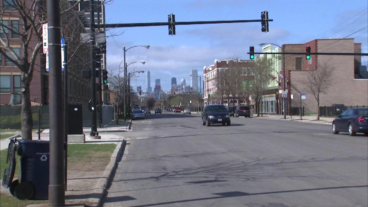 Saturday Mayor Rahm Emanuel unveiled the first projects to be funded under his Green Stormwater Infrastructure Strategy.