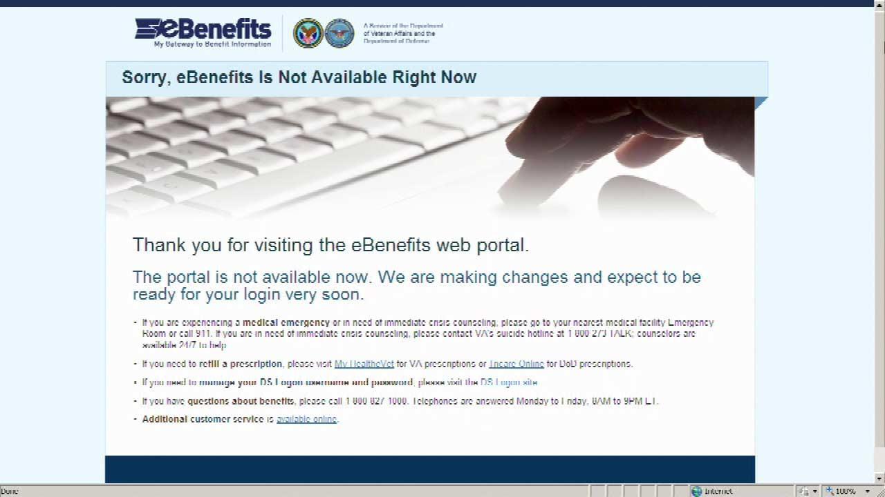 VA responding to web site privacy breach
