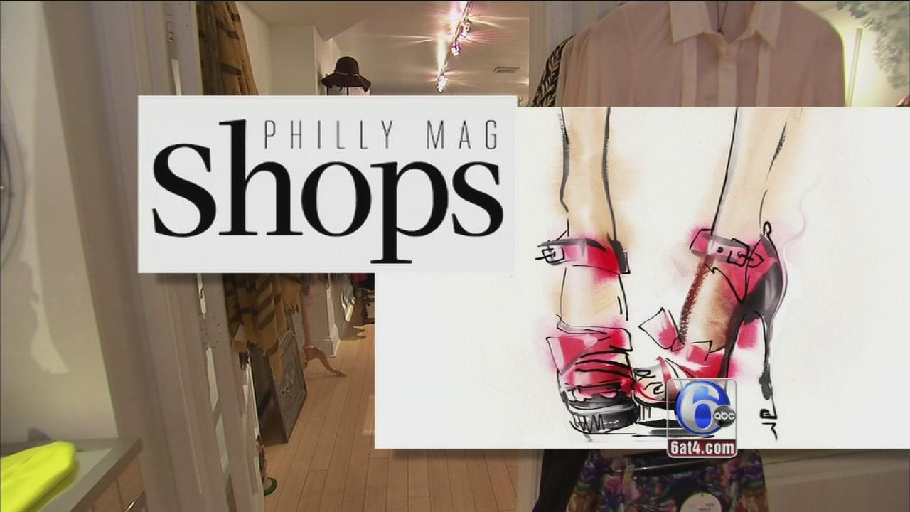 Saving with 6abc: Philly Mag Shops