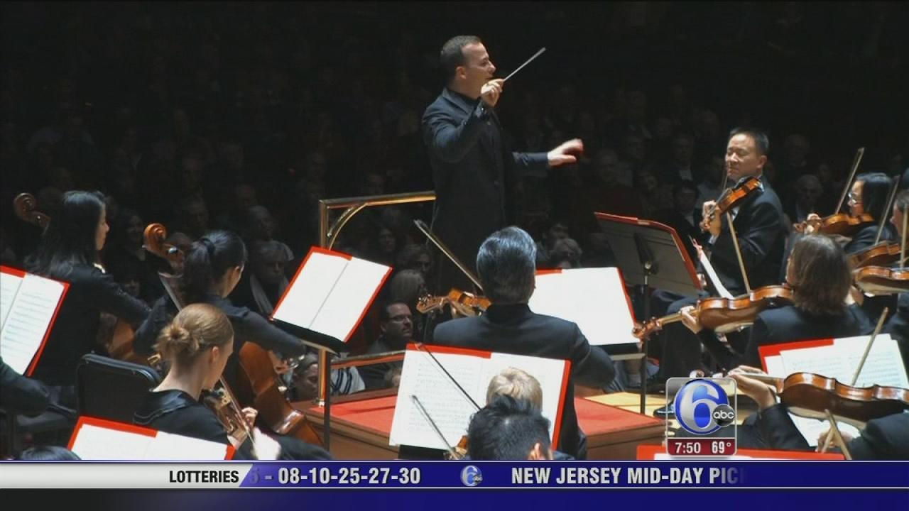 Philadelphia Orchestra opens season