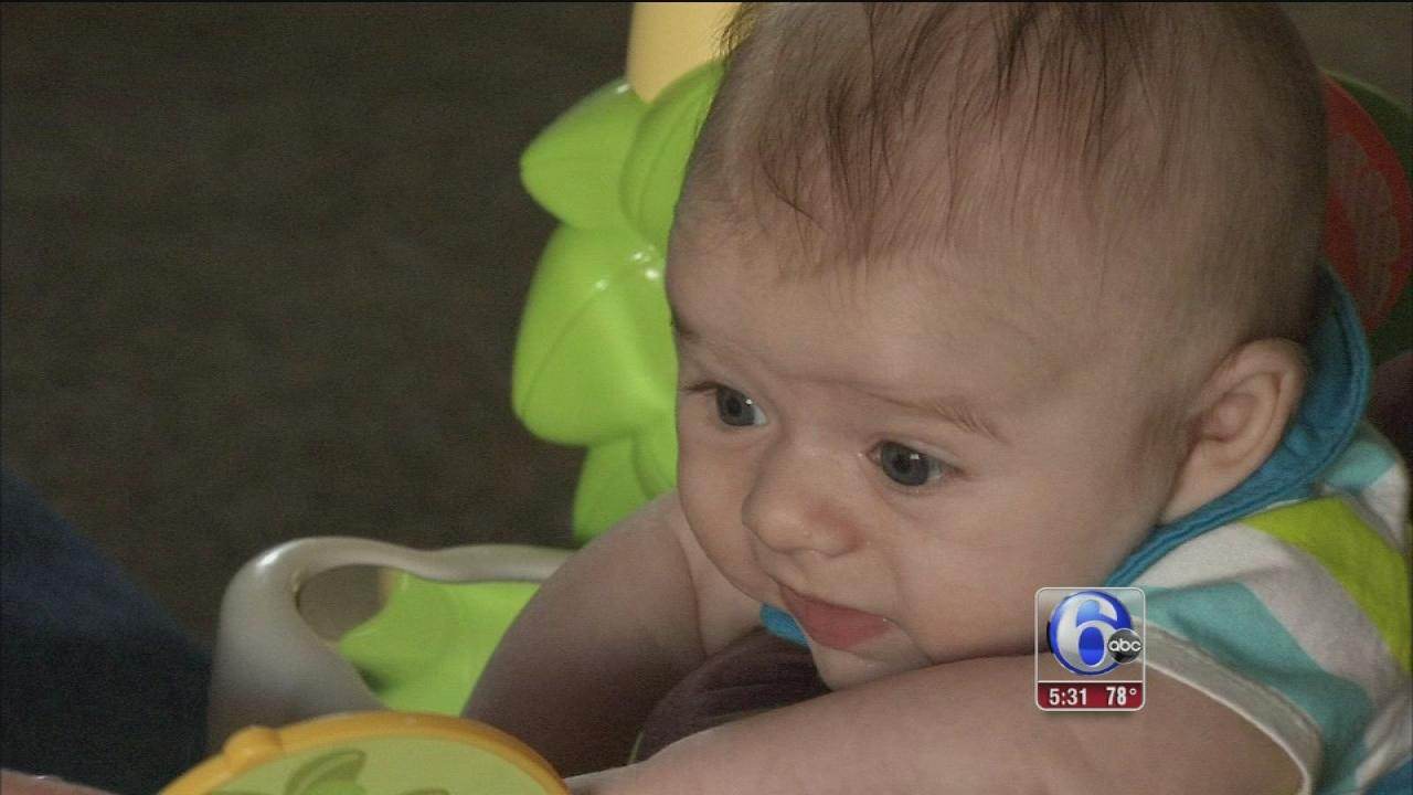 Couple has baby with new genetic test