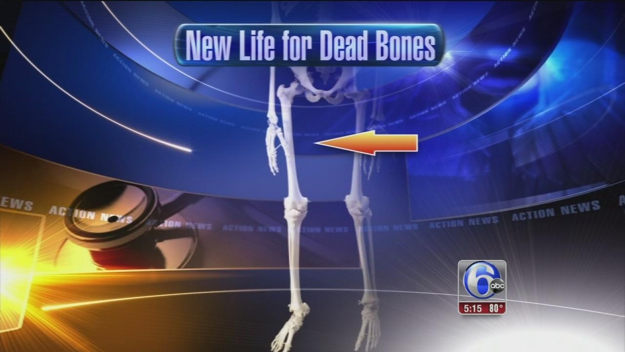 HealthCheck: New life for dead bones