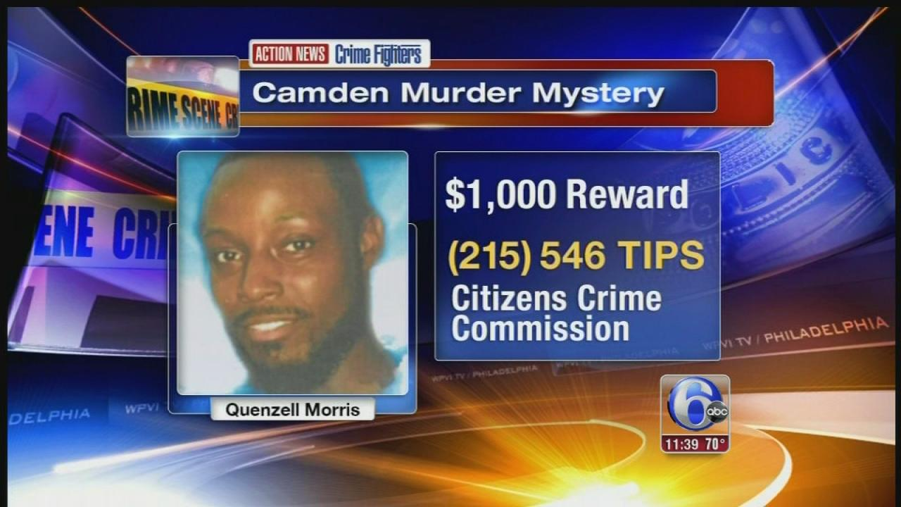 Crimefighters: Who killed Quenzell Morris?