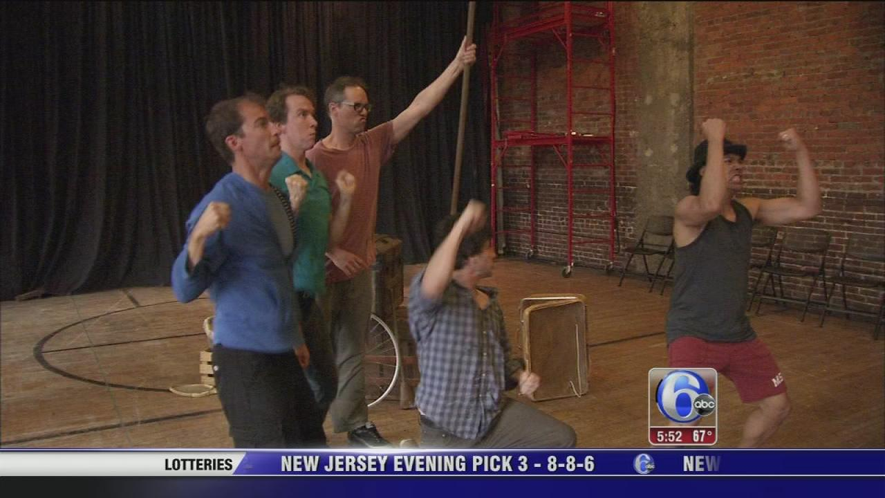 Preview of Philly Fringe Festival