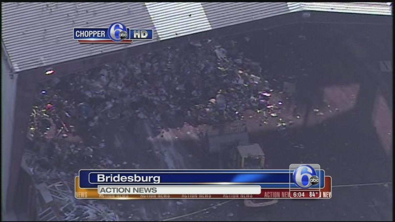 Womans body found in Bridesburg trash bin