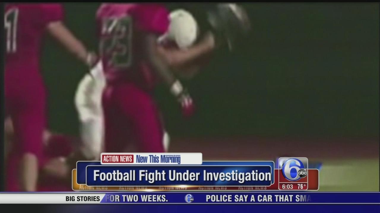 Football fight