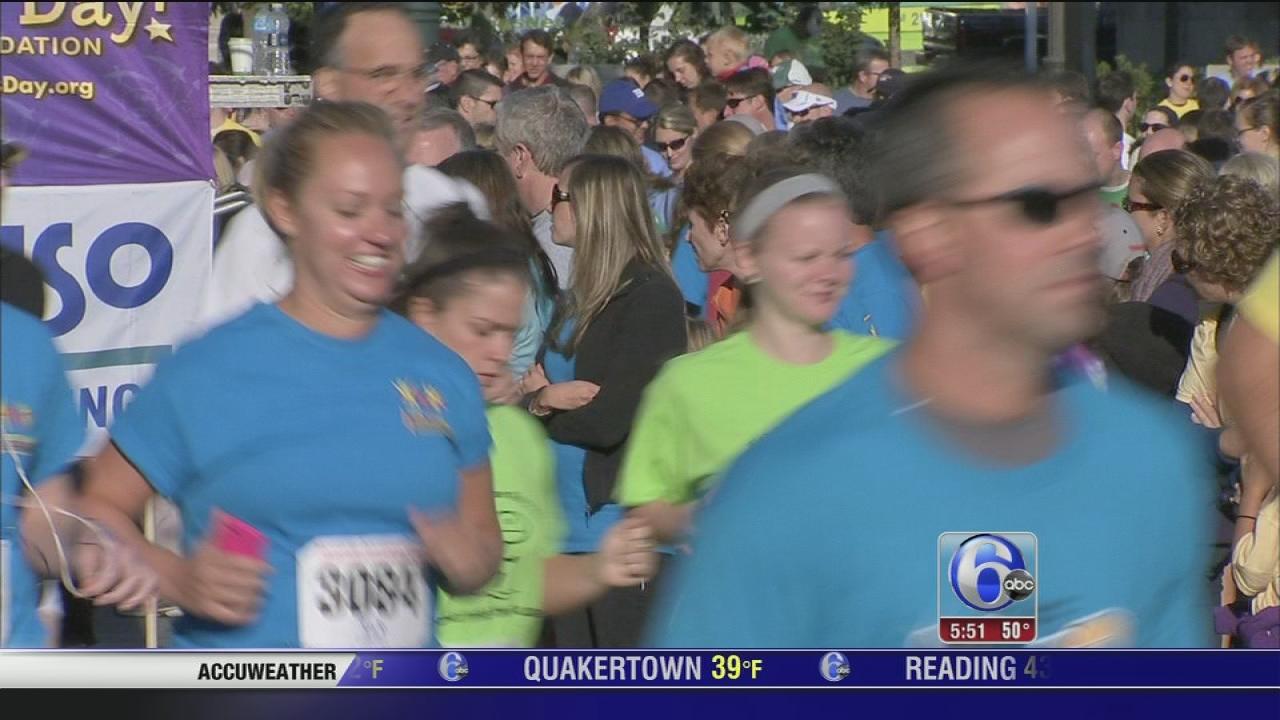Annual Parkway Run