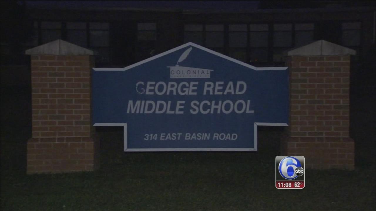 School threat in New Castle