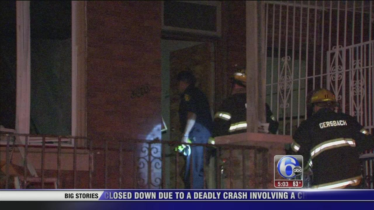 Hunting Park fire