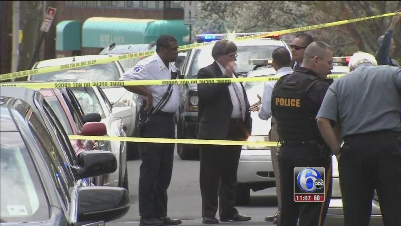 3 shot during funeral at Trenton church