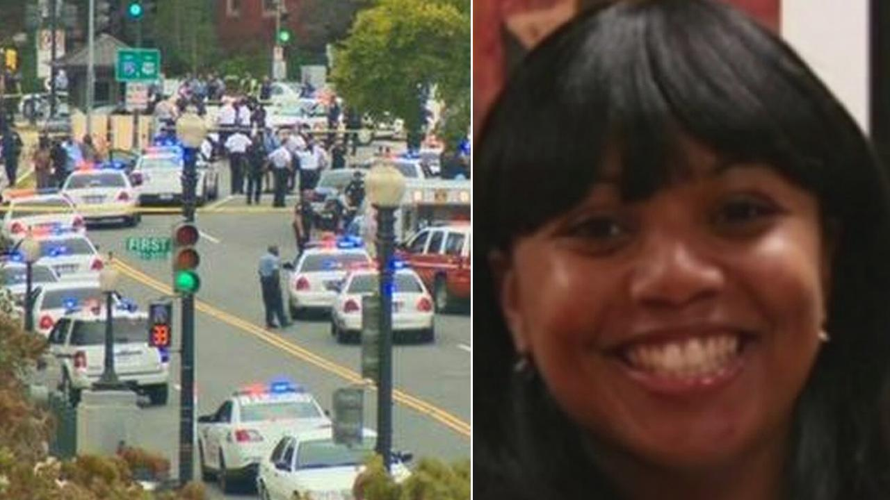 Miriam Carey is seen in an undated photo. Her family identifies her as the suspect who was killed by police Thursday, Oct. 3, 2013, after a high-speed chase through Washington D.C.