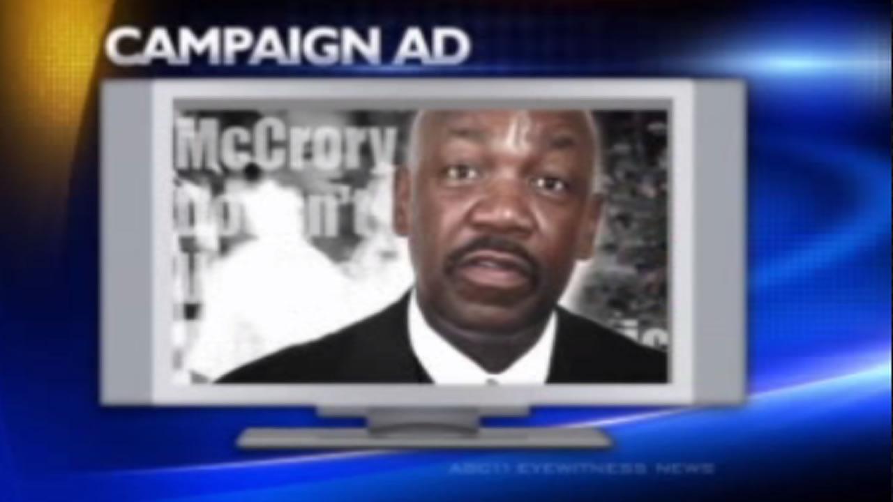 Dalton campaign advertisement