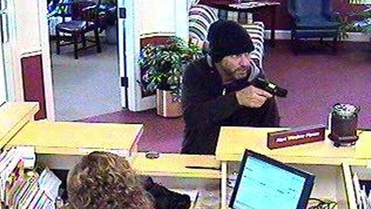 Alleged Roanoke Rapids bank robber