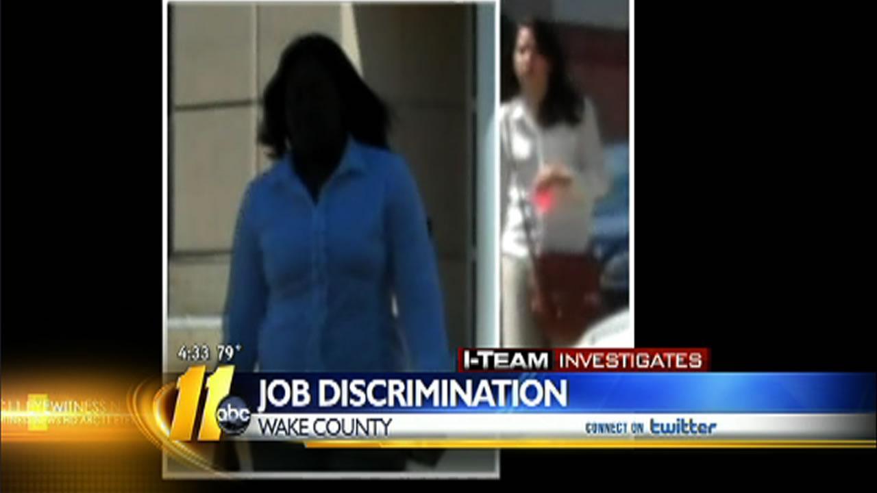 I-Team: How common is job discrimination?