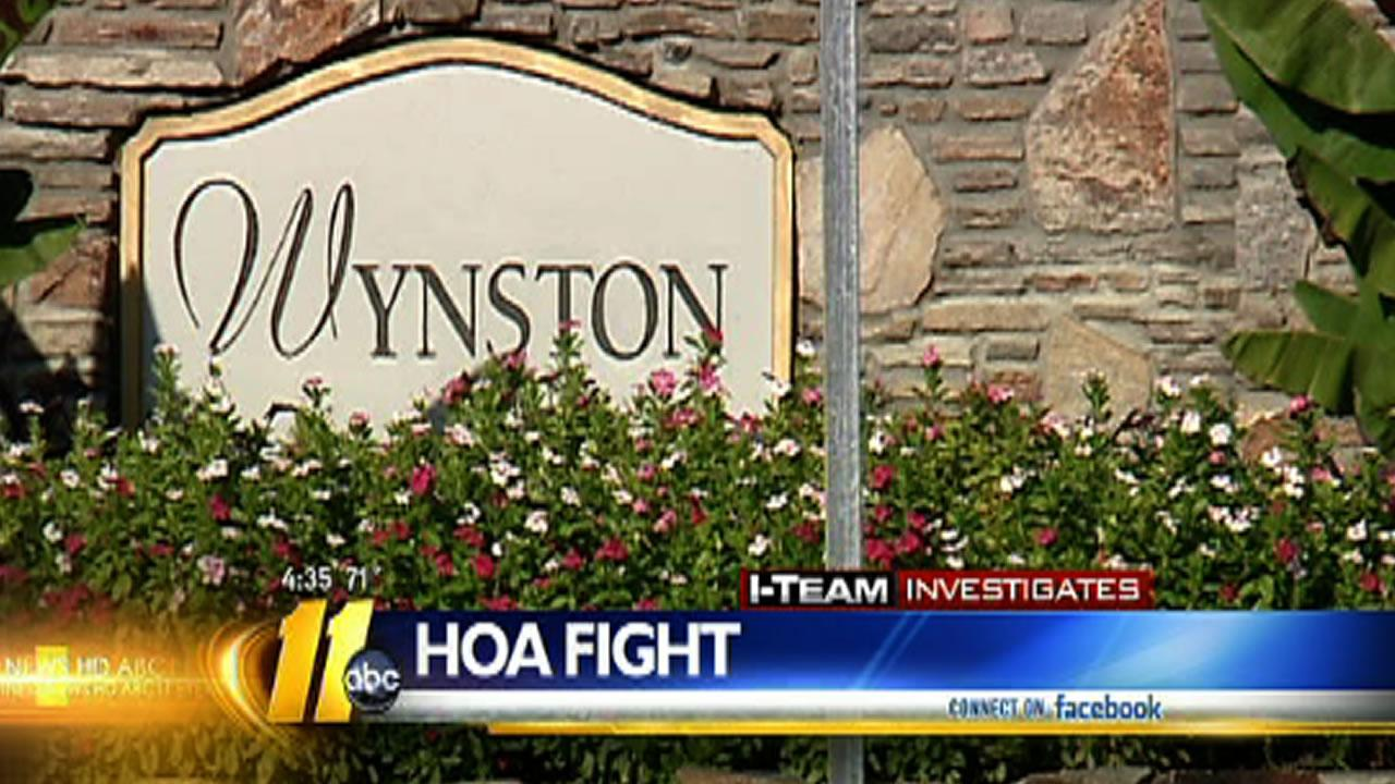 HOA fights for answers