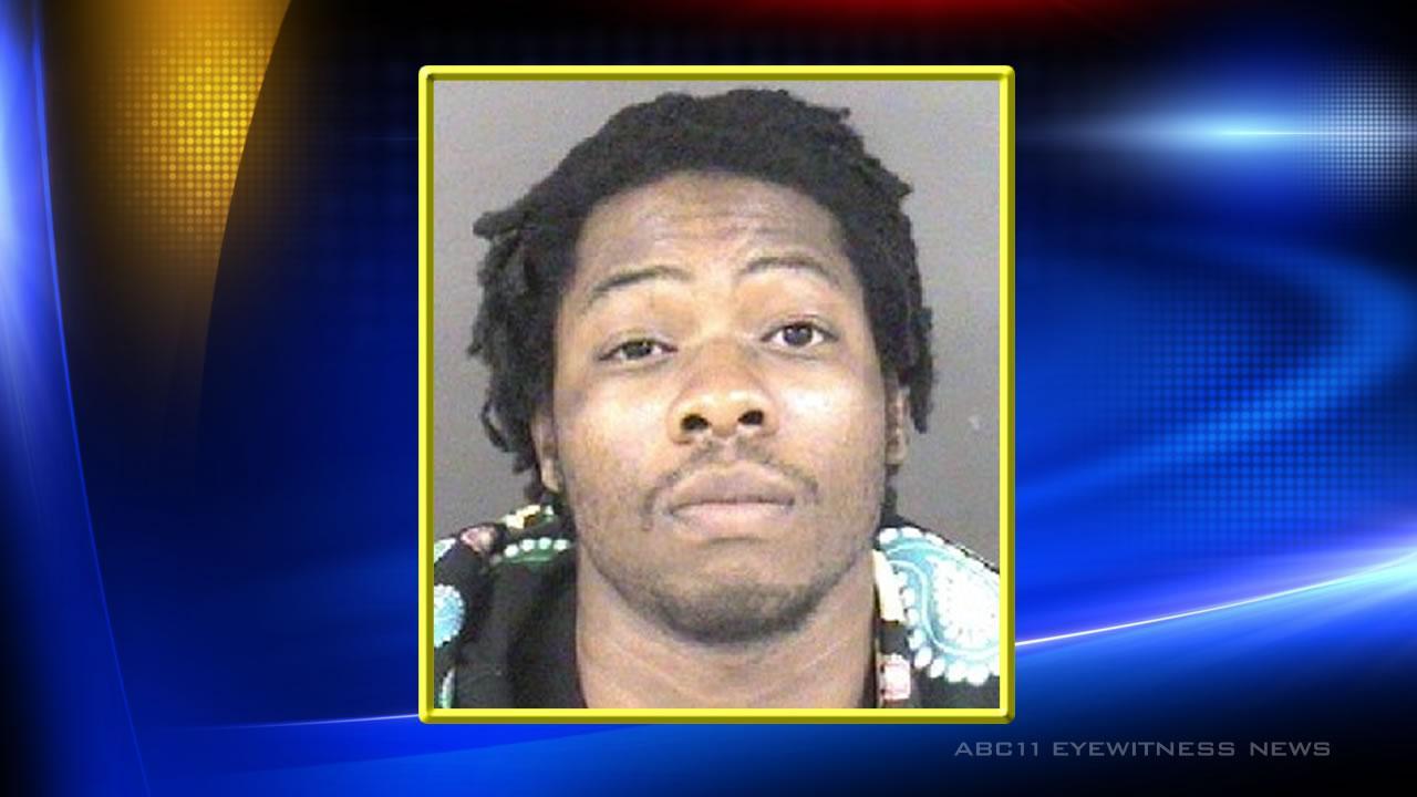 Montrez Javon Virgil (Courtesy: Fayetteville Police Dept.)