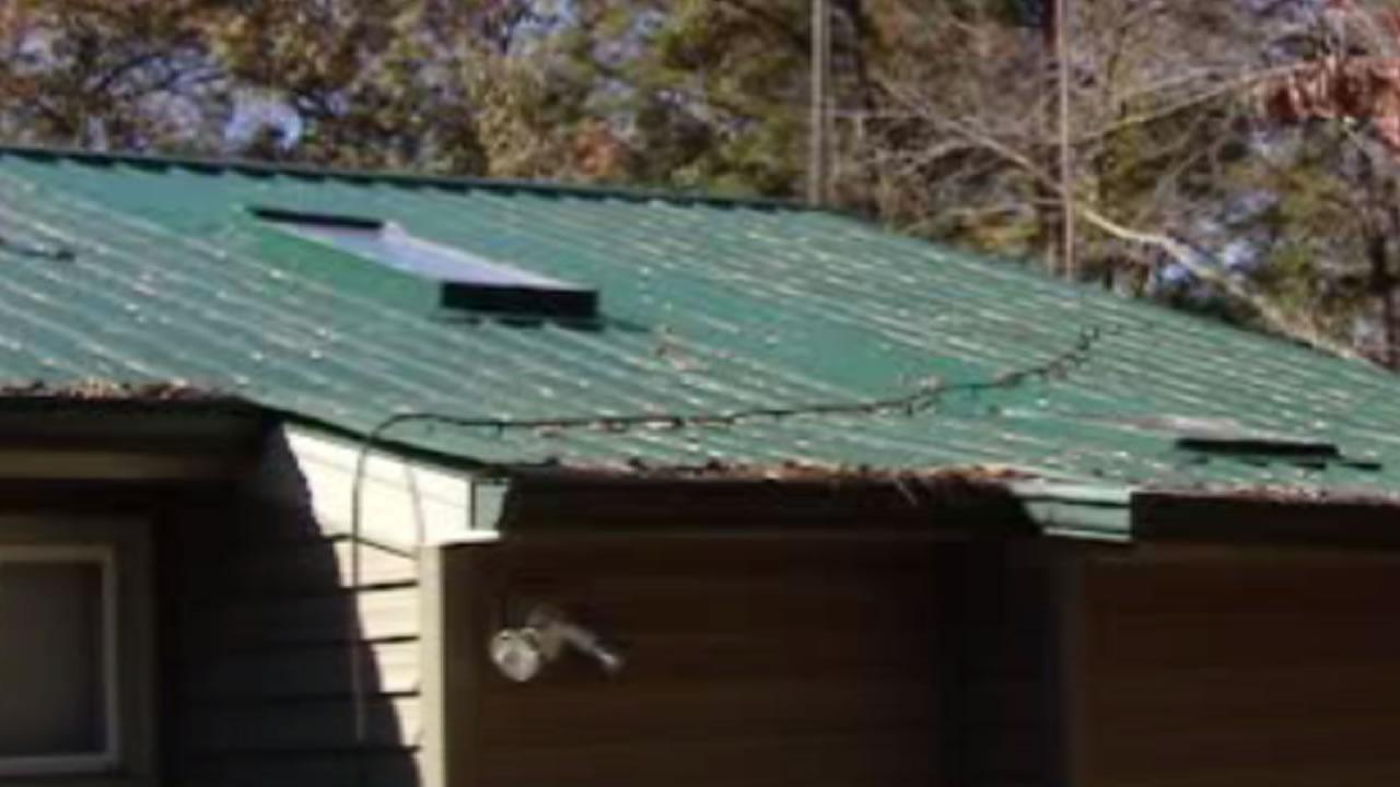 Leaky roof frustrates homeowner