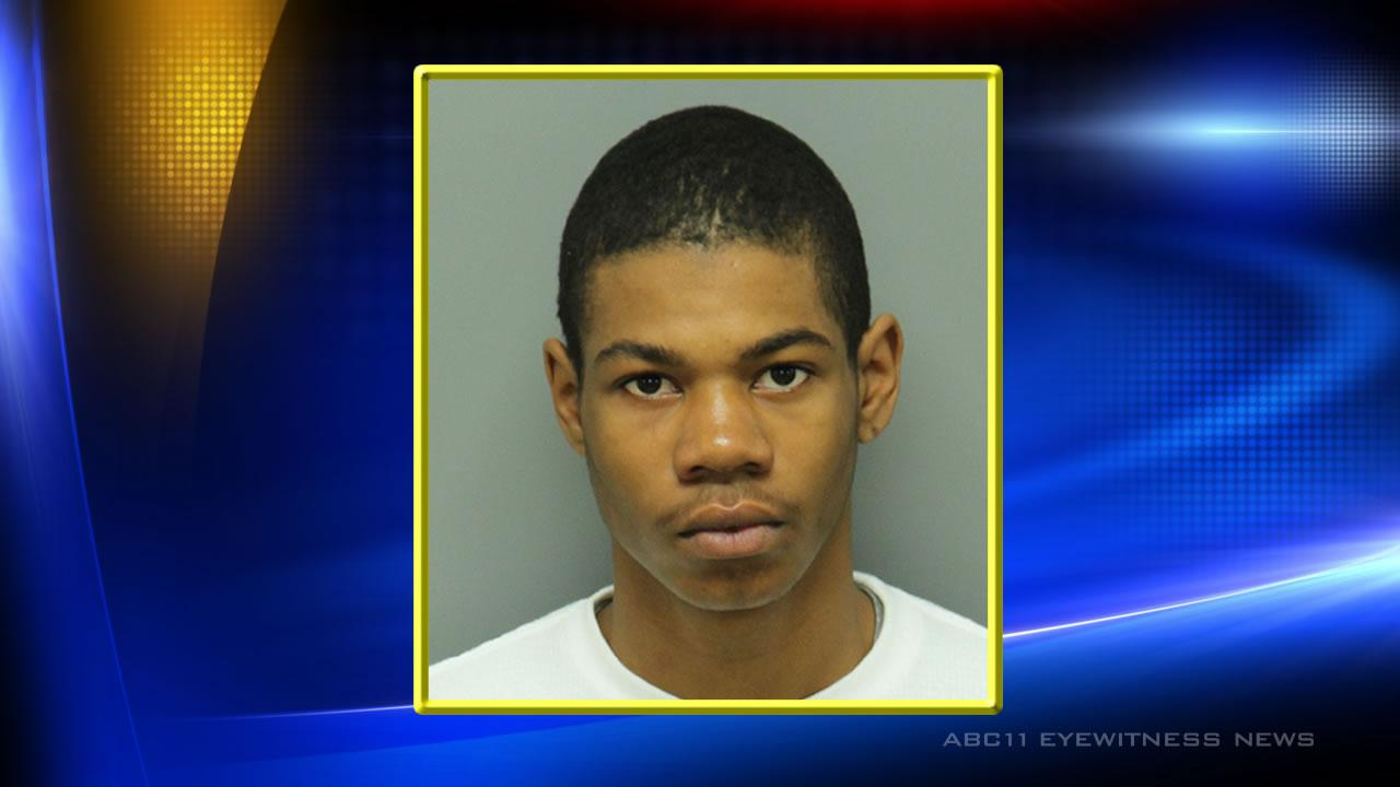 Qushawn Newsome (Courtesy: Raleigh Police Dept.)