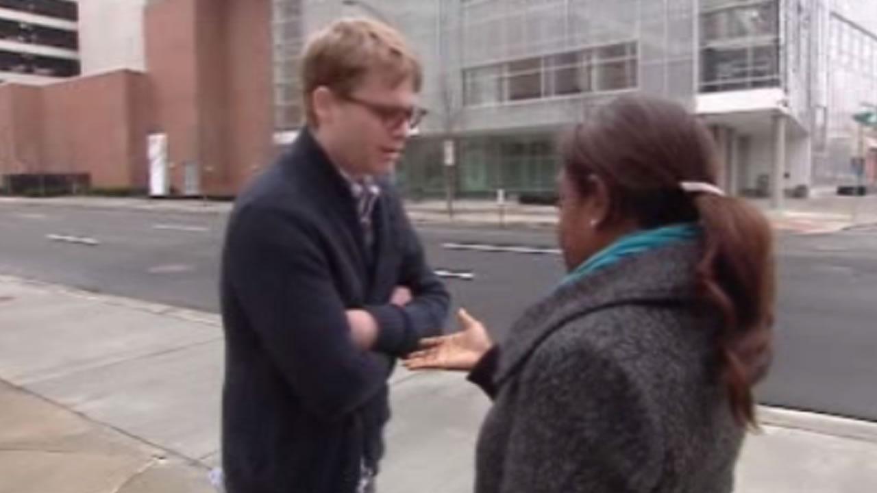 Kirk Brown speaks with ABC11s Tamara Gibbs.