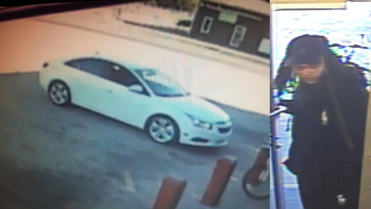 Photos released of Fayetteville shooting suspect