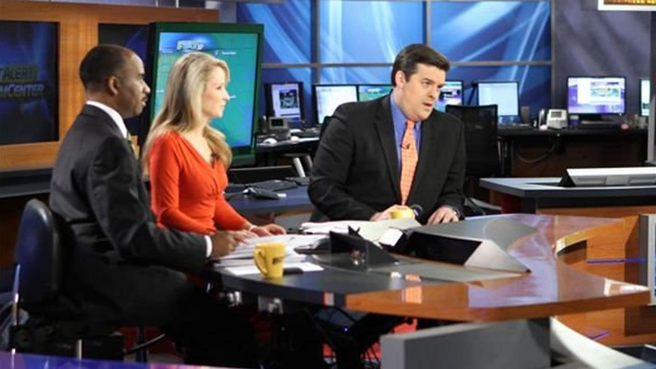 The ABC11 morning news anchored by John Clark, Barbara Gibbs, Meteorologist Don Big Weather Schwenneker and Amber Rupinta.
