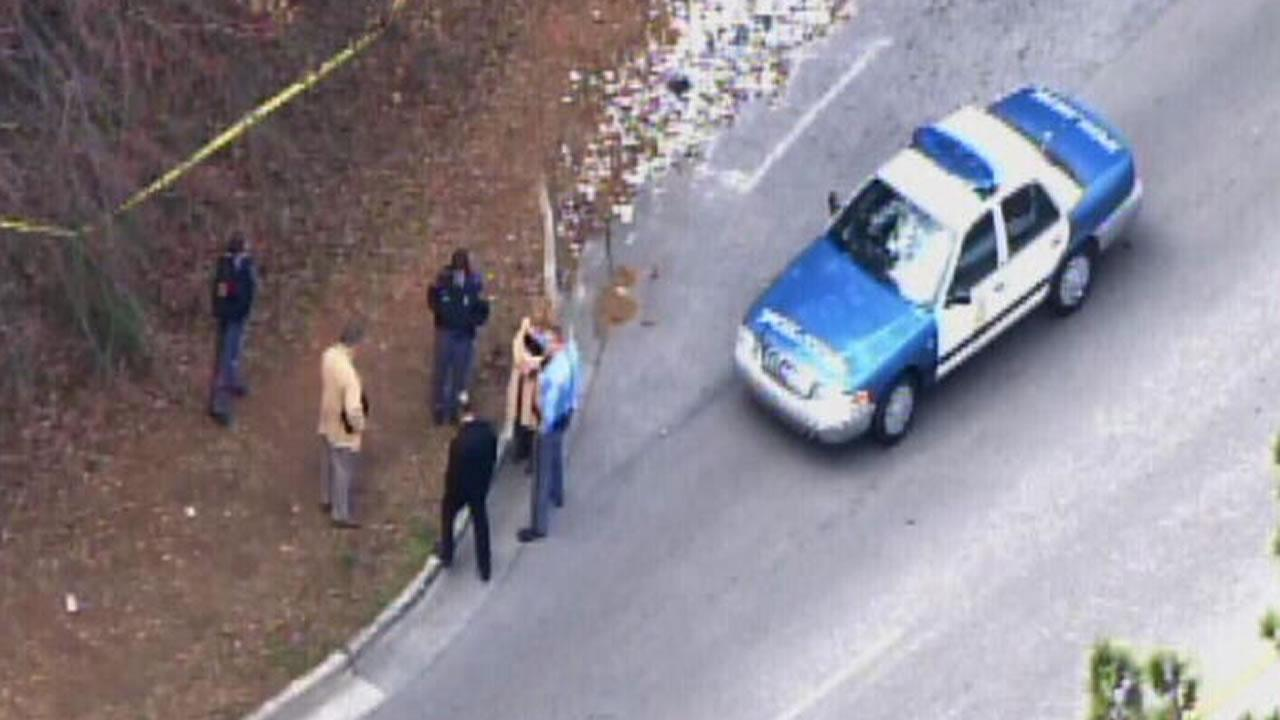 Police investigating discovery in the area of New Hope Church Road and Craftsman Drive