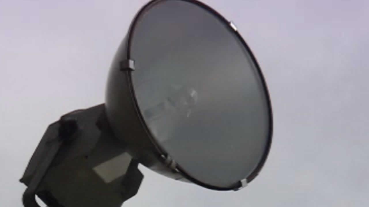 Man wants plug pulled on tennis court lights