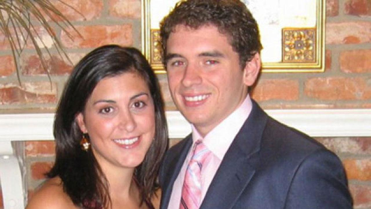 Jameson Jamie Kirk Hahn and her husband Nation Richard Hahn