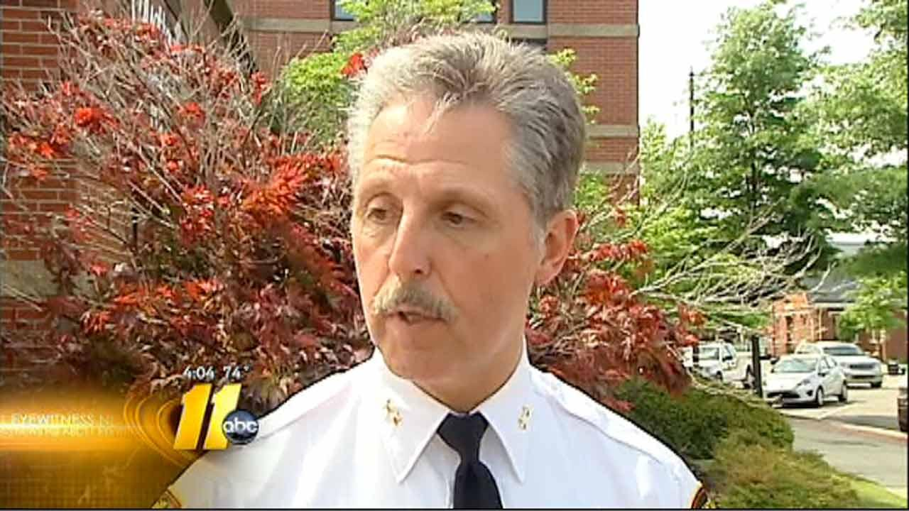 Police chief defends gang warning about Dogwood Festival
