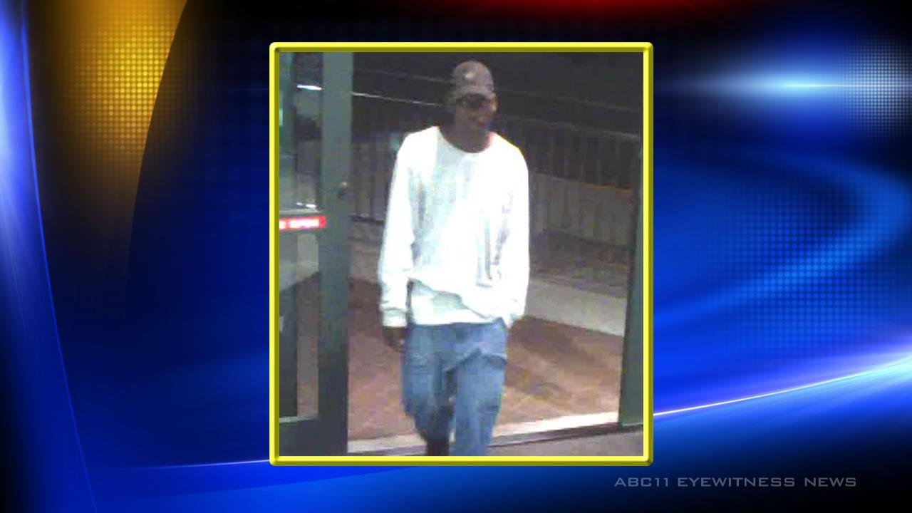 Harris Teeter robbery suspect sought